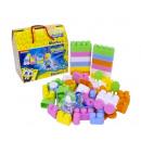 nagyker Licenc termékek: Spongebob Kockanadrág blokkok 60db 24x24cm