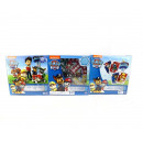 Großhandel Sonstige: Paw Patrol 3er-Pack Spielpaket 20x61cm