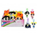 Powerpuff Girls plush keychain 4 assorted 11c