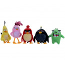 Angry Birds 2 Plush 5 assorted S2