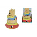 Disney Baby Plush Stacking Rings Pyramid 25cm