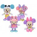 wholesale Licensed Products: DisneyMinnie Mouse plush 25cm 4 assorted, Tokyo M