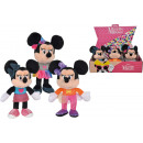 wholesale Licensed Products: DisneyMinnie Mouse plush 20cm 3 assorted in displ