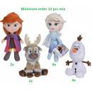 nagyker Játékok: Disneyfrozen 2 plüss 4 válogatott Display 20 cm