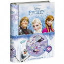 Disneyfrozen Gltter Magnets in tin 15x19.5cm