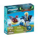 playmobil Dragons Astrid in Flight Suit 14x14cm