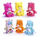 ingrosso Bambole e peluche: Care Bears S3 Gift 6 assortiti 27 cm