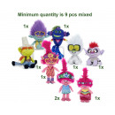 wholesale Dolls &Plush: Trolls Plush Trolls World Tour 9 assorted S3 30 cm