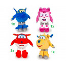 Super Wings Gift 4 assorted in Display 18cm