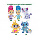 Shimmer & Shine plush 5 assorted S3 28cm