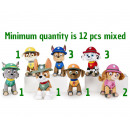 Paw Patrol Jungle Rescue Gift S3 7 assorted 28cm -