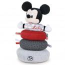 Disney Mickey Pluche Stapelringen 27cm