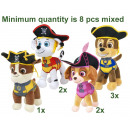grossiste Autre: Paw Patrol Pirate S3 4 assorties de 28 cm