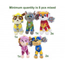 Paw Patrol Mighty Pups S3 6 assorted 28cm