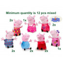 Peppa Pig Pluche Mix it up S3 7 assorti 31cm