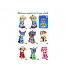 Großhandel Spielwaren: Paw Patrol Super Paws Mighty Pups S1 8 sortiert 19