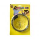 nagyker Ékszerek és órák: Swirly Loop Magic Ring rozsdamentes acél 13cm-es b