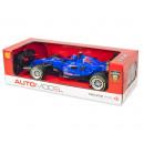 RC Race car 1:12 niebieski 13x45cm