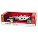 groothandel Overigen: RC Race auto 1:12 Zilver 13x45cm