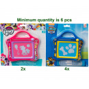 wholesale Licensed Products: Paw Patrol / My Little Pony Magnet drawing board 2