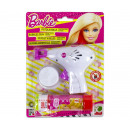 wholesale Licensed Products: Dulcop DisneyBarbie Bubble gun incl 60ml