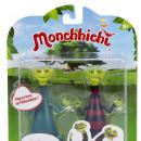 Figuras Monchhichi Blitz & Glitz