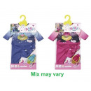 Zapf Baby Born Clothes Tinkle Sleepwear 2 assor
