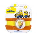 wholesale Other: Minions Light Up Charm Band S Kevin