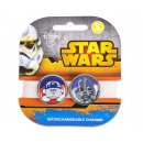 wholesale Licensed Products: Star Wars bracelet with 2 replaceable Charms Pop 2