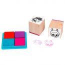 wholesale Gifts & Stationery: Depesche Ylvi and the Minimoomis Stamp set assort