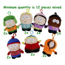 South Park Plush 7 Assorted Soft Bagclip 12cm