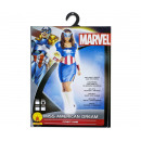 Rubies Costume Marvel Miss American Dream Small