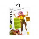 Kostium Rubies The Muppets Animal Large