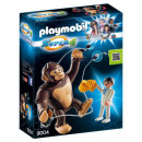 Playmobil Super 4 Giant Monkey Gong