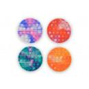 Magic Pop Game Tie Dye Round 4 różne 12,5 x 1,5 cm
