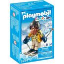 Playmobil Family fun Skier