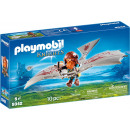 Playmobil Knights Dwarf machine à voler