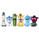 Rick & Morty plush S3 Gift 6 assorted 27cm