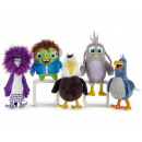 Angry Birds Friends Plush 5 assorted S3