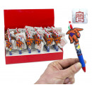 Großhandel Stifte & Schreibgeräte: DisneyBig Hero 6 4 Farbstift in Aufsteller