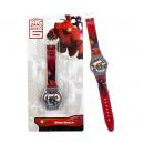 wholesale Licensed Products: DisneyBig Hero 6 Wirst watch