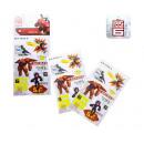 DisneyBig Hero 6 Zestaw naklejek 9,5 x 21 cm
