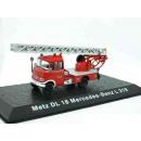 Camion de pompier die-cast 1:72