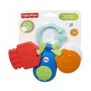 groothandel Baby speelgoed: Fisher-Price Klik-Klak Muzieksleuteltjes