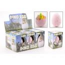 Mega growing dinosaur in egg in box 6 assorted