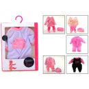 wholesale Fashion & Apparel: Baby Rose Doll clothes in window box, for 40-45c