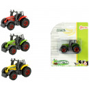 wholesale Other: diecast Farm tractor 4 assorted 12x14cm