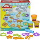 Ensemble d'argile Play-Doh Cookies colorés 168