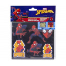 groothandel Overigen: Marvel Spider-Man Stickers, 16 vellen, Glow in the