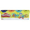 groothandel Overigen: Play Doh 4 delig klei 448gram